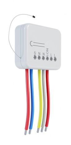 Реле для одноклавишного выключателя