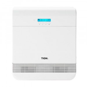 Приточное вентиляционное устройство Бризер TION О2 Комплектация BASE